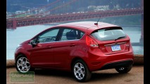 Ford inicia vendas do New Fiesta Hatch na Argentina por R$ 34 mil