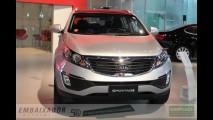 Salão do Automóvel: Fotos do Novo Kia Sportage