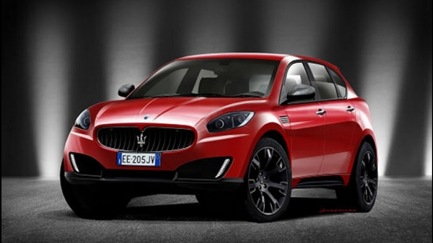Confirmado: Maserati terá SUV em 2012 com motor Ferrari