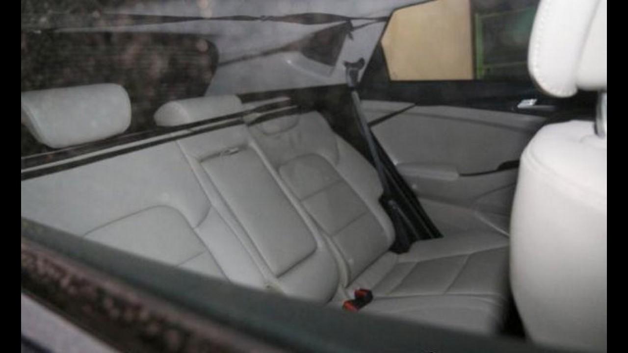 Flagra: veja as primeiras fotos internas do novo ix35