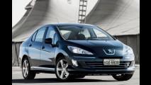 Peugeot dá desconto de R$ 8 mil para o 408 e mantém taxa zero para 208 e 308