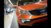 Alta demanda: Kia implatará terceiro turno nas fábricas da Eslováquia e Estados Unidos