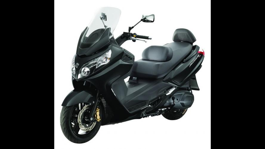 Dafra vai lançar scooter Maxsym 400i na faixa dos R$ 20 mil