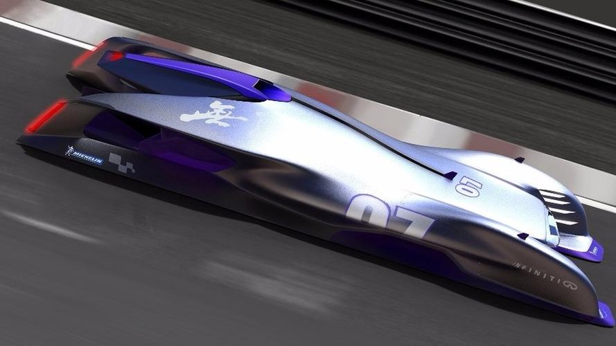 Les vainqueurs du concours de design Michelin - Le Mans