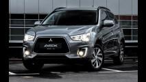Europa: Mitsubishi lança ASX 2015 com visual renovado e novos equipamentos