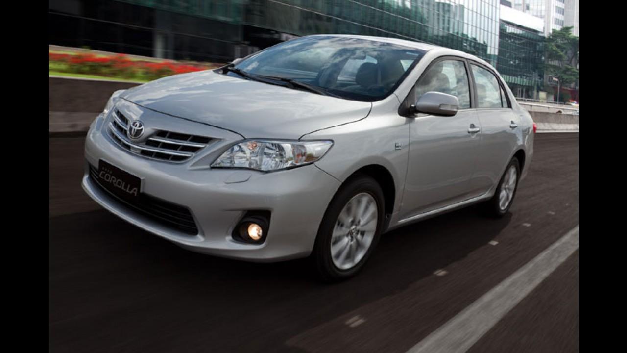 BRASIL, resultados de dezembro: Fiat mantém liderança e Nissan avança forte