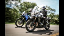 Avaliação: por que a Triumph Explorer 1200 é o novo sonho dos donos de BMW GS 800?
