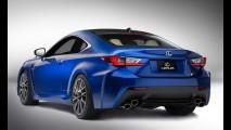 Lexus apresenta o RC F com 460 cv - esportivo acelera de 0 a 100 km/h em 4,5 s