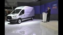 Ford mostra nova Transit na Fenatran e anuncia retorno da Série F no Brasil