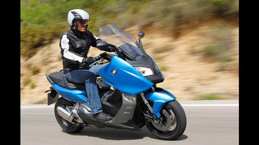 BMW anuncia parceria para motos de baixa cilindrada