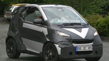 SPY PHOTOS: smart ForTwo