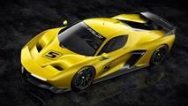 Fittipaldi EF7 Gran Turismo