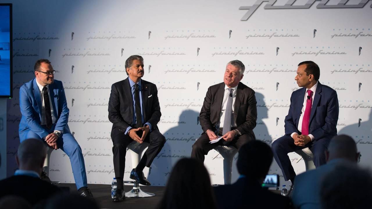 Brand launch Automobili Pininfarina