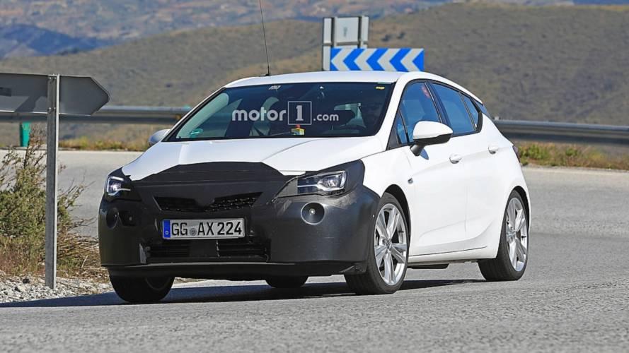 2019 Opel Astra casus fotoğraflar
