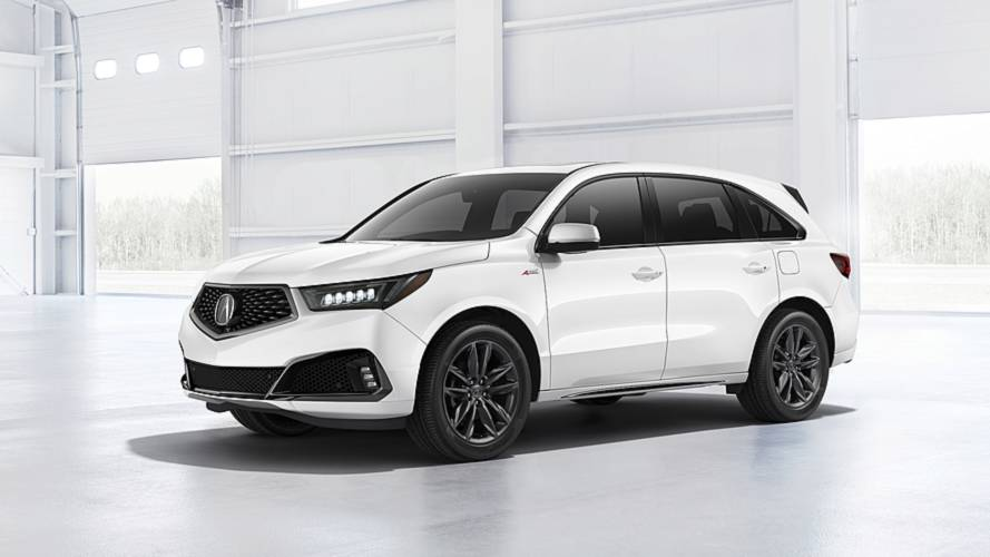 Acura MDX gets modest sporty new trim, even more modest price bump