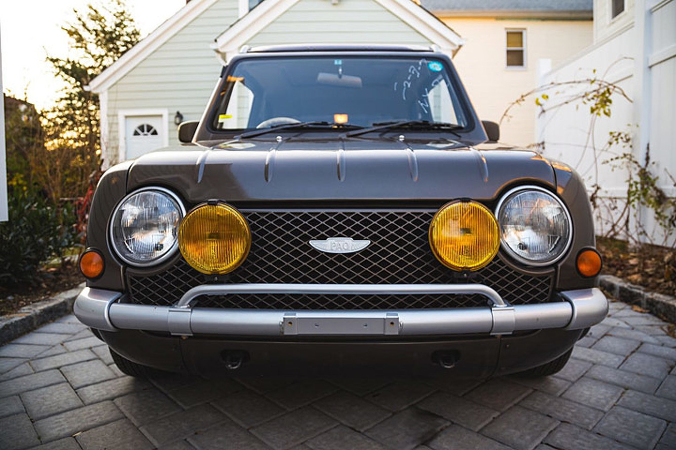 Own This 1989 Nissan Pao That Was 'Retro' Before it Was Cool