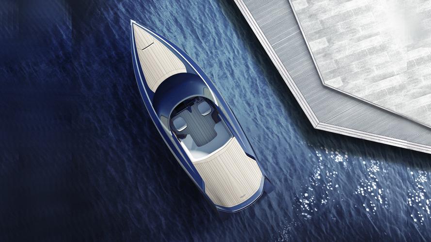 James Bond pourra-t-il disposer de ce yacht Aston Martin?