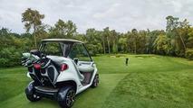 Mercedes-Benz Style Garia Golf Cart