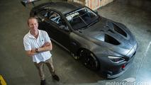 Steven Richards BMW Team SRM