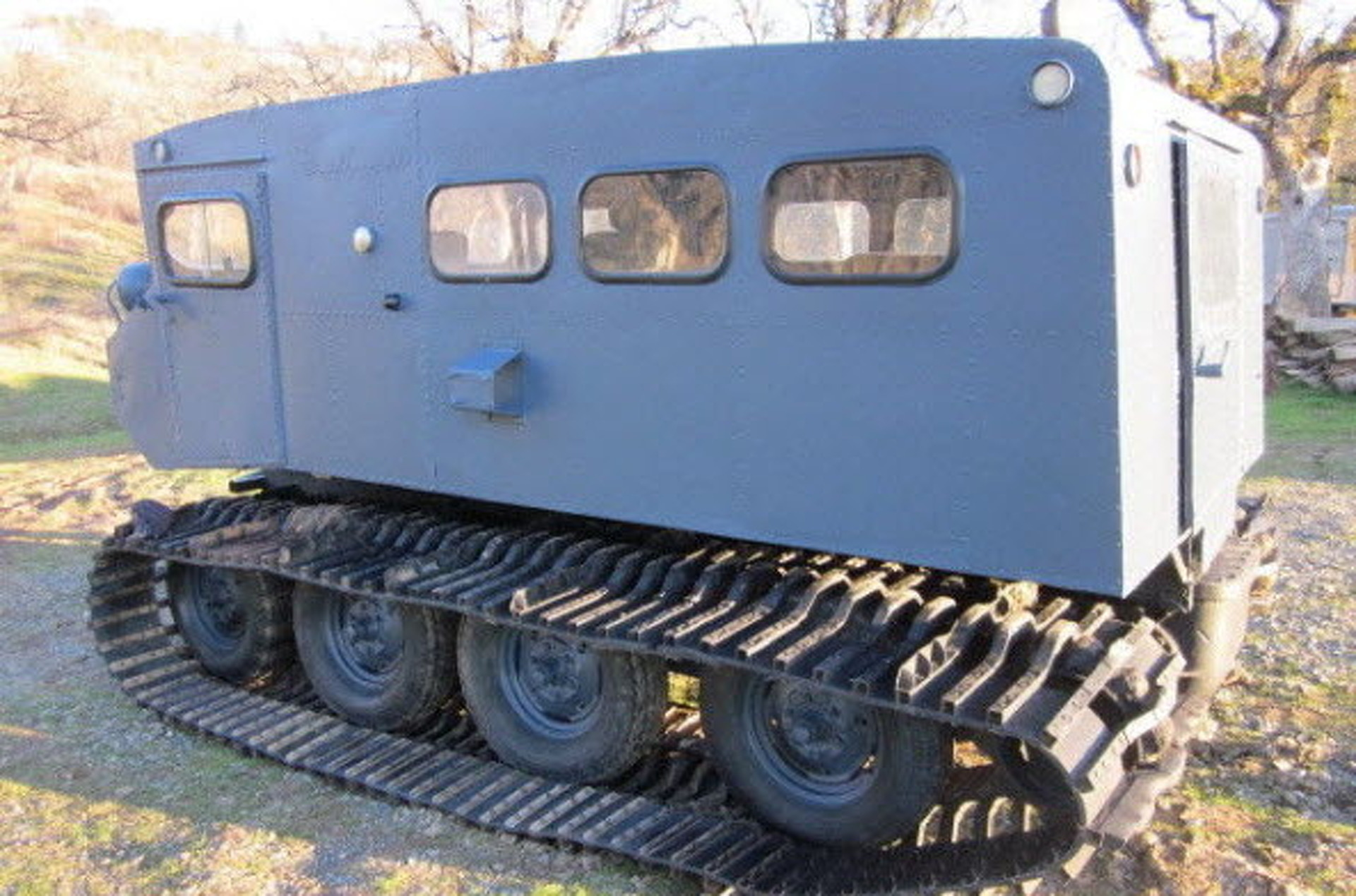 Auction Car of the Week: 1967 Thiokol Snowcat