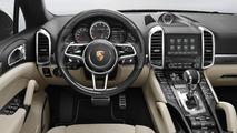 2016 Porsche Cayenne with latest PCM