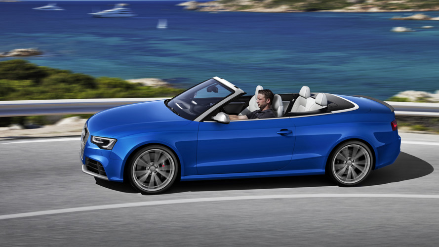 RS 5 Cabriolet