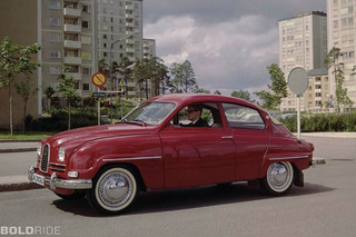 The 20-Year Run of the Adorable-Yet-Venerable Saab 96