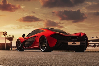 McLaren Already Planning P1 Successor