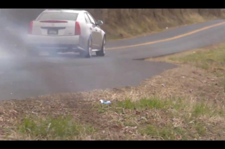 Video: Homemade Cadillac CTS-V Ad