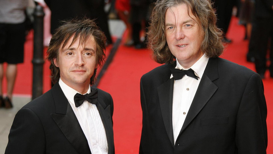 James May & Richard Hammond reportedly film last Top Gear episodes