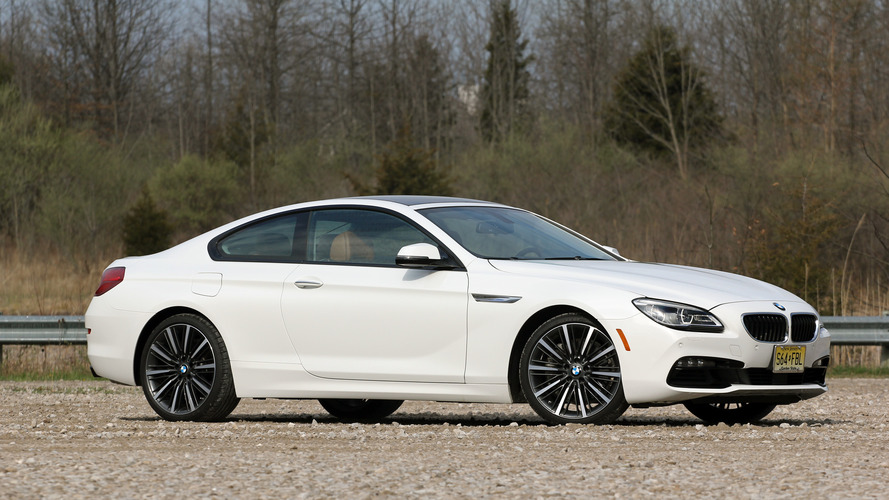 Review: 2016 BMW 650i Coupe