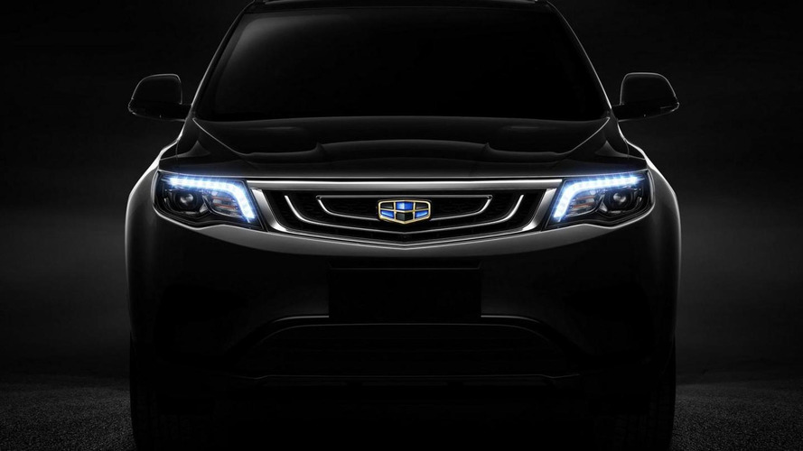 Geely's upcoming compact crossover will have Apple CarPlay compatibility