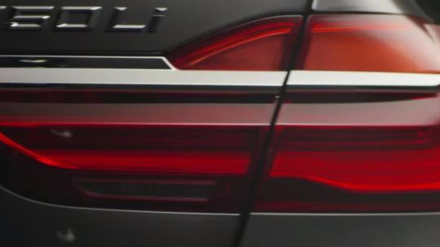 BMW 7-Series teased, debuts June 10th [video]