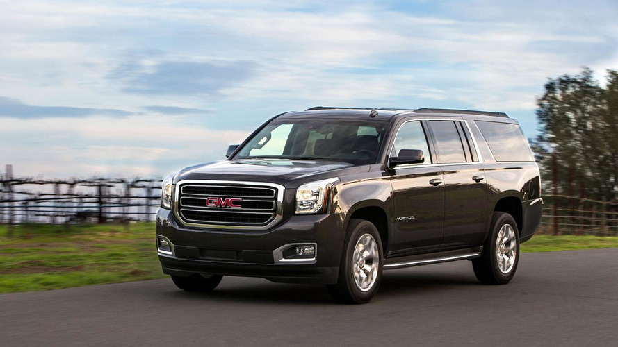 2016 GMC Yukon & Yukon XL unveiled with minor updates