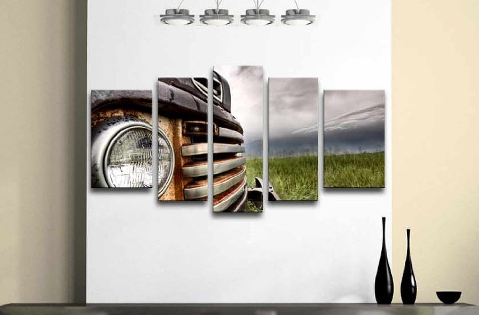Gift Guide: 7 Perfect Pieces of Automotive Wall Art