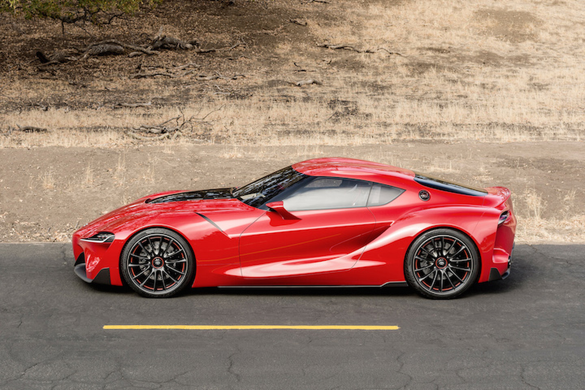 New Toyota Supra Could Have a BMW Hybrid Heart