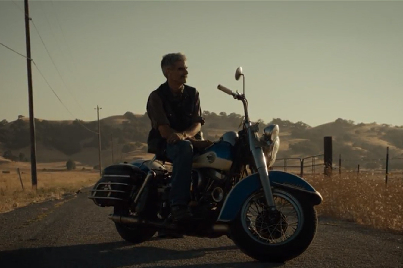 Best. Ad. Ever: Reunited with First Harley Davidson