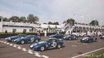 All six Shelby Daytona Coupes ever made
