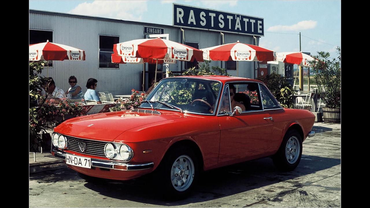 Lancia Fulvia Coupé (1965)