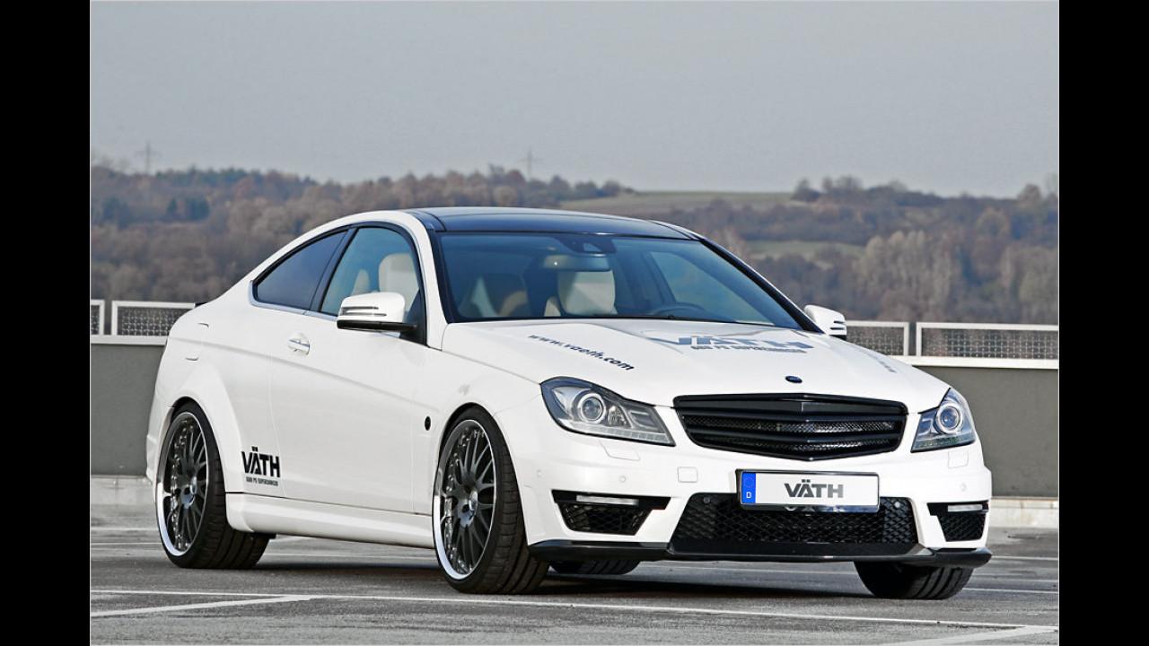 Väth V63 Supercharged: über 330 km/h