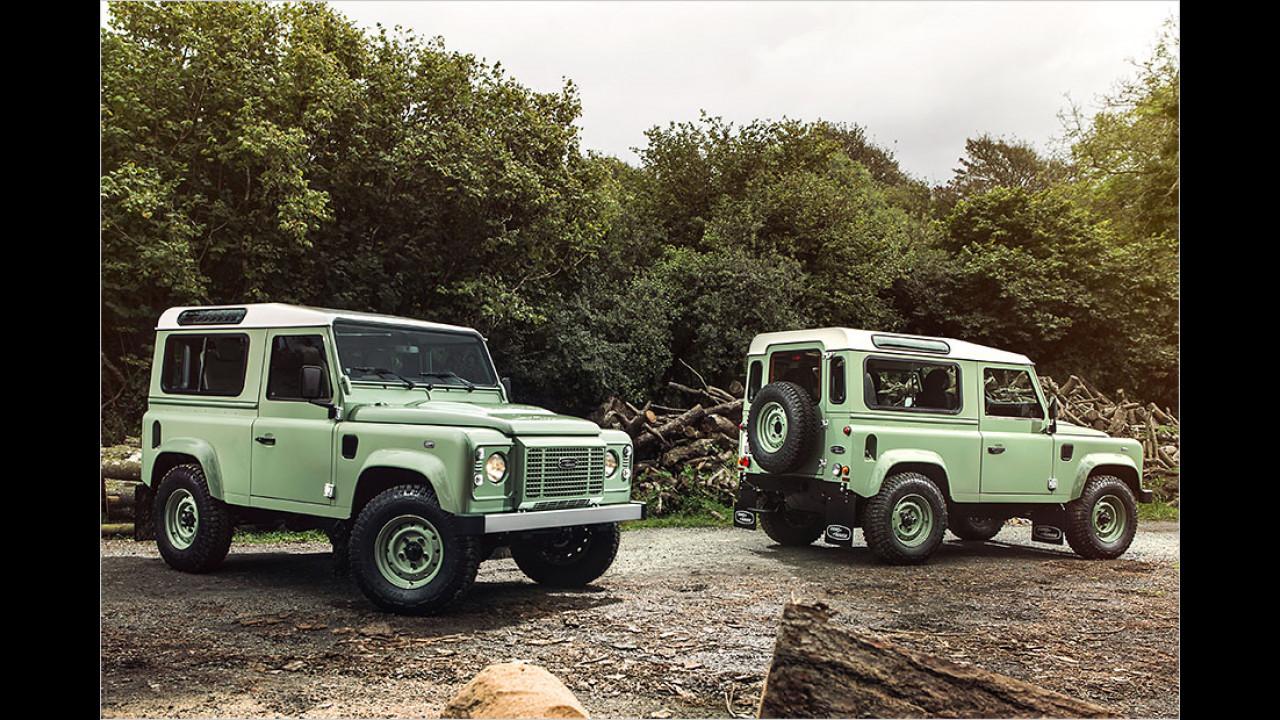 Land Rover Defender Heritage