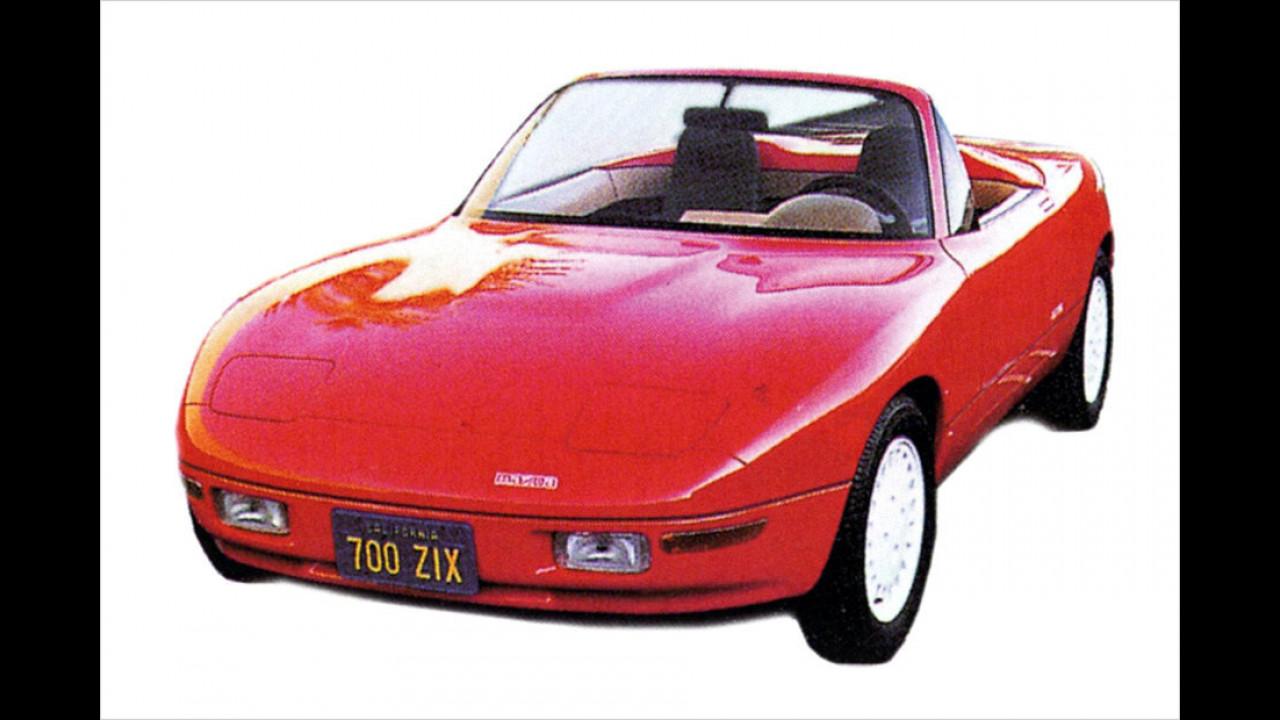 Der MX-5 wird geboren