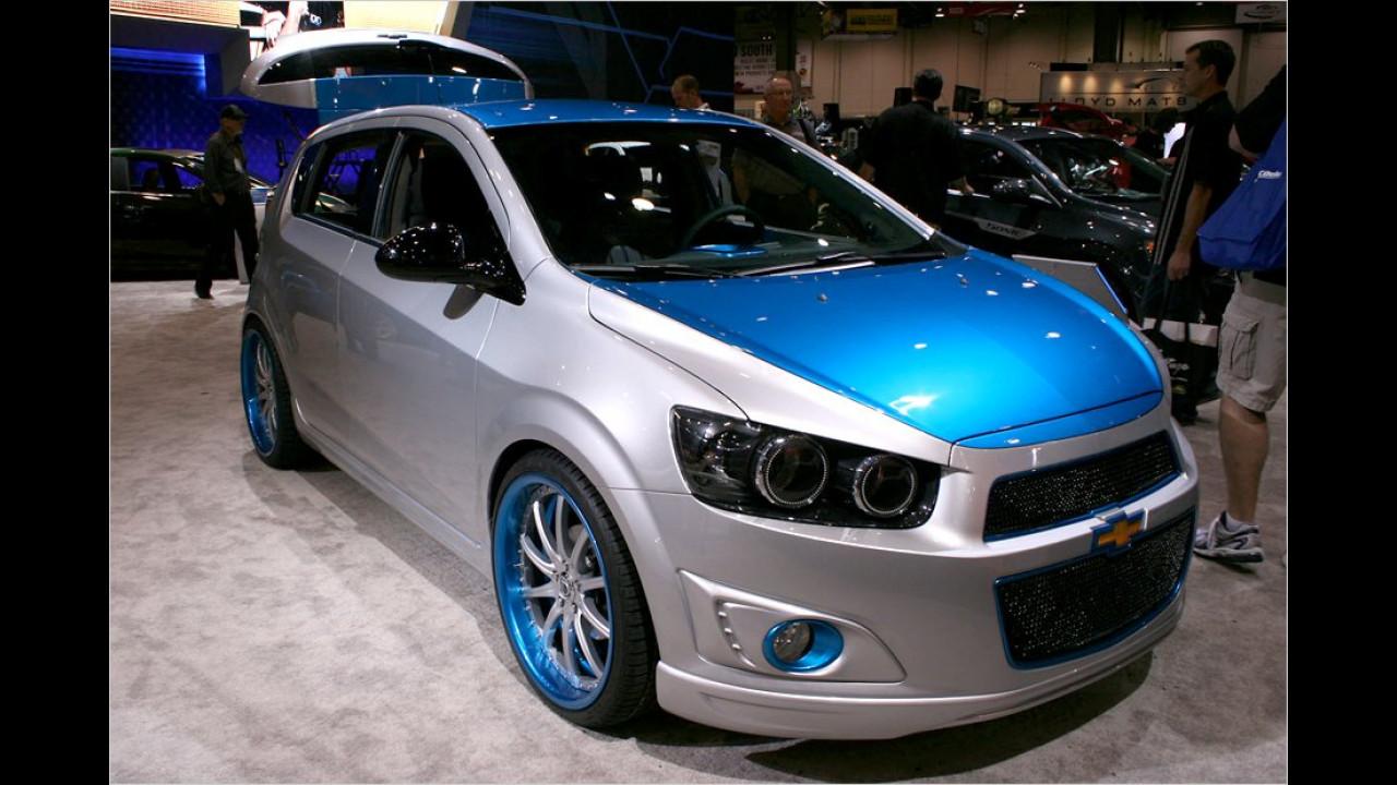 Chevrolet Sonic West Coast Customs (WCC)