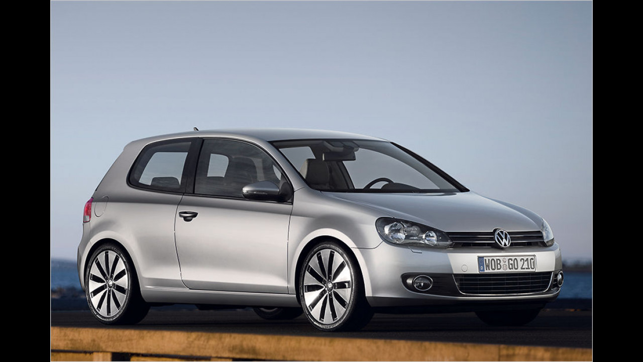 VW Golf VI (2008)