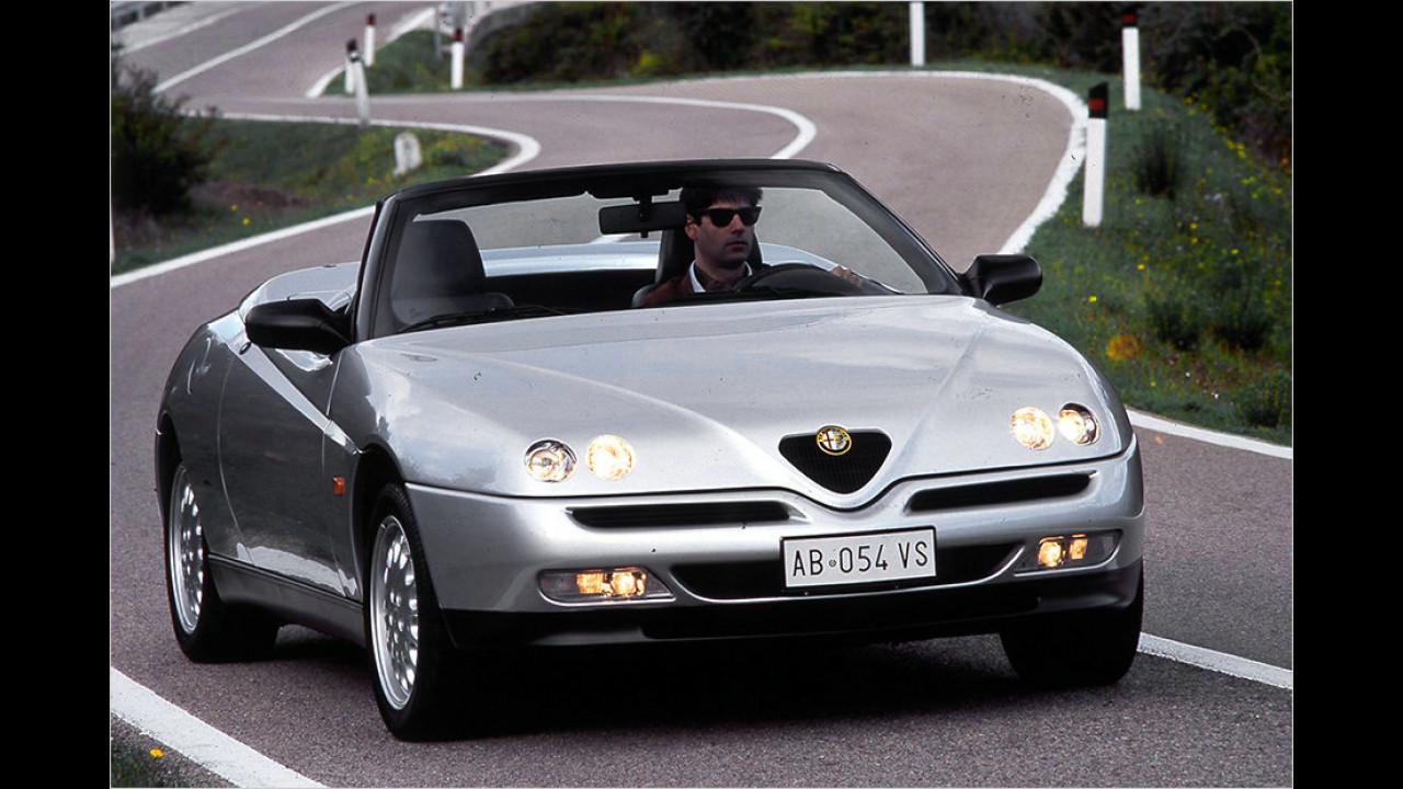 Alfa Romeo Spider (1994-2005)