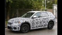 Erwischt: BMW X1