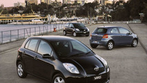 Toyota Yaris Line-Up