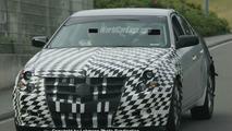 Spy Photos: 2008 Cadillac CTS