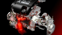 New Mitsubishi PS41 Engine