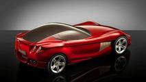 Ferrari 450 GT posterior